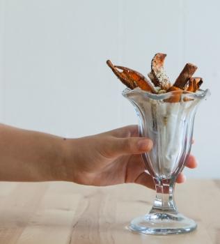 Greek Sweet Potato Fries By Lula Brown