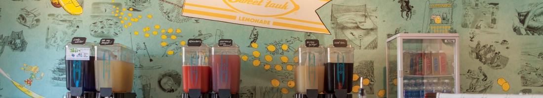 Main Squeeze with Sweet'tauk Lemonade